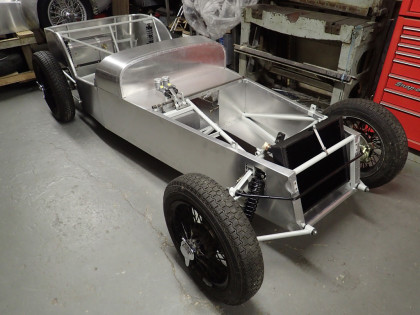 Lotus 7<br/> Series 1 Rebuild