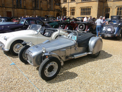 Historic Vehicle Rally – Sherborne