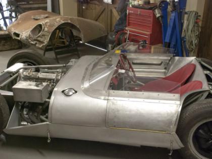 1958 – Lotus Eleven