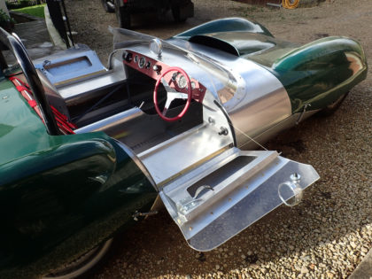 Lotus 11<br/>Scuttle & Doors