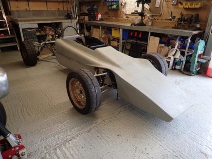 Lotus 61<br/>Rebuild