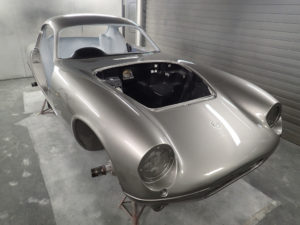 Lotus Elite S1<br/>Restoration